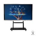 98 Inches UHD Touchscreen with mobile stand
