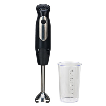 Hand power stainless steel immersion blenders with cup