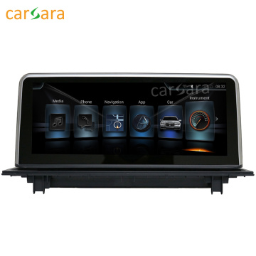 Android touch screen big monitor for BMW X1 F48