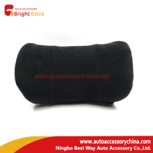Black Neck Rest Pillow With Memory Foam
