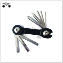 Bicycle folding tool 9 functions with certification