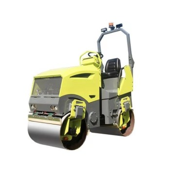 1 year Warranty and New Condition road roller compactor