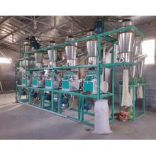 Bottom price for Wheat Flour Grinding Machine Overhead automatic wheat flour milling machine supply to Madagascar Importers