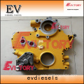 CATERPILLAR parts S6KT water pump S6KT oil pump