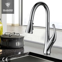 Modern Table Top 1-Handle Kitchen Faucet Mixer