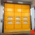 Stacked High Speed ​​Rolling Door / Rapid Roller Shutter Door
