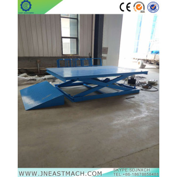0.5t Stationary Hydraulic Cargo Pneumatic Lift