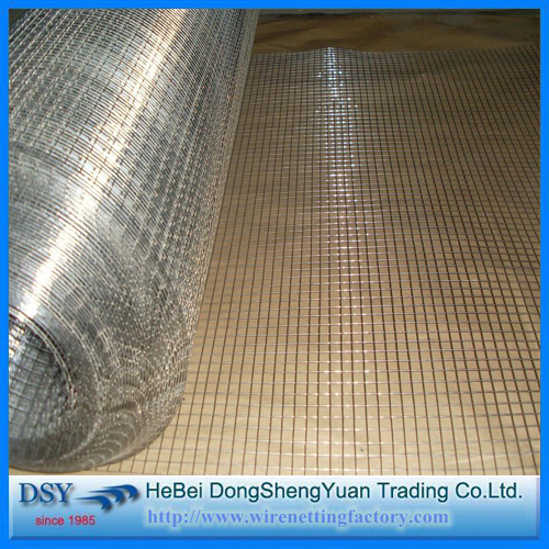 Hot - Dipped Galvanized Welded Wire Mesh