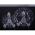 New Design Glass Plate For Home Decoration