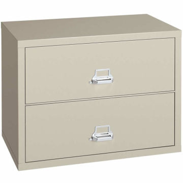 Office use metal Lateral 2 drawer File Cabinet