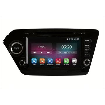 best seller android car GPS for Kia