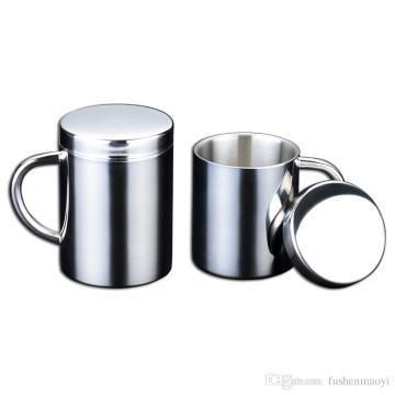 Stainless Steel Coffee Cup Milk Cup