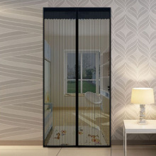 magnetic mosquito net door curtain for home