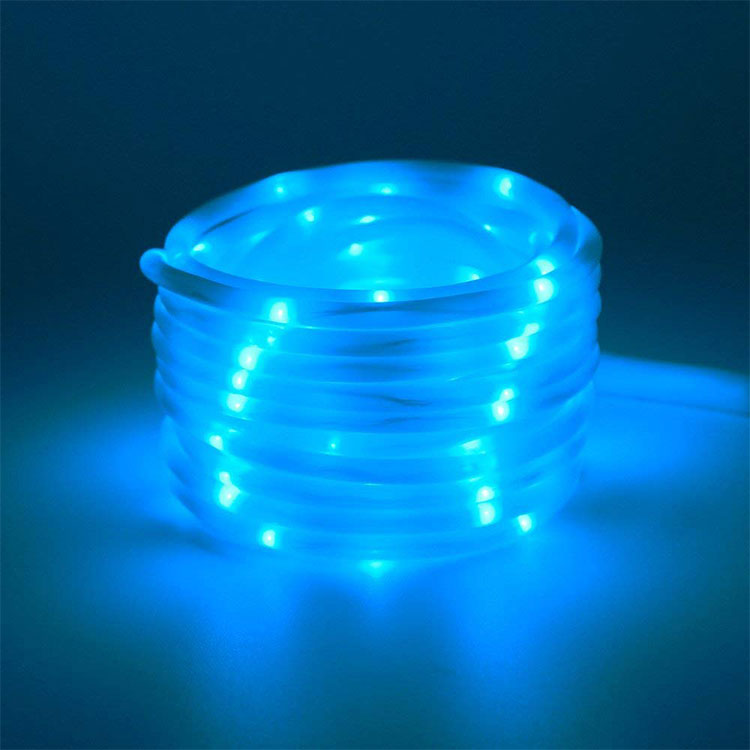 dimmable led rope lighting 120v
