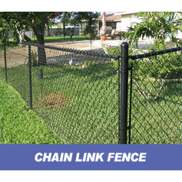Chain Link Fence For Decorative Garden Fence