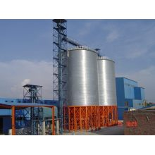 Good Quality for Steel Cone Base Silo Farm Storage Silo Poultry Feed Silo supply to Cambodia Wholesale