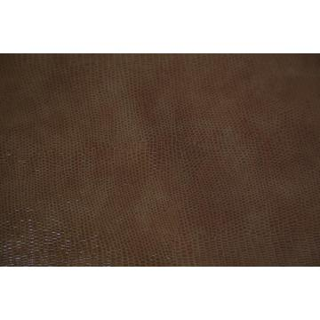 Snake print PU Synthetic Leather