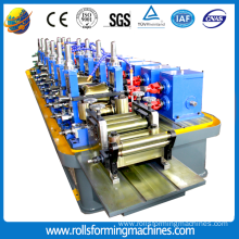 Good Quality for Leading supplier of Welded Pipe Machine, Down Pipe Bender, Welded Pipe Mill in China Roll forming machine for making steel pipes/pipe making machine supply to Egypt Manufacturers