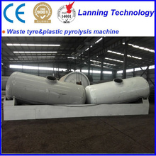 Good Quality for Waste Tyre Pyrolysis Machine Customizable waste to tire oil equipment supply to Bulgaria Manufacturer