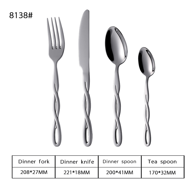 Stainless Steel Flatware 18/10
