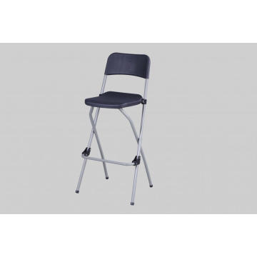 plastic folding bar chair