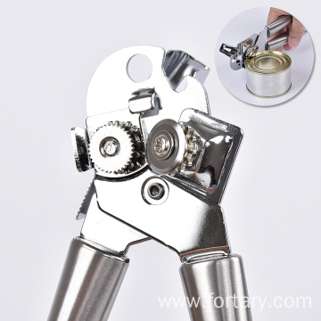 Professional heavy Stainless Steel handle can opener