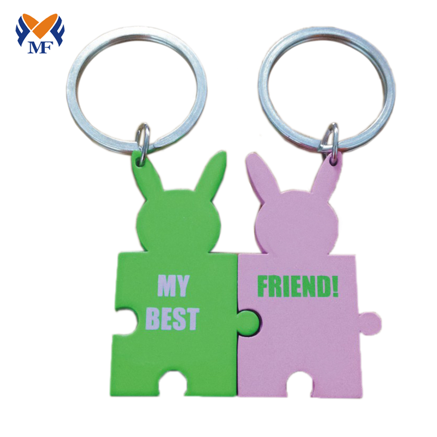 Couple Keychain Set