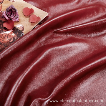 Nappa PVC Synthetic Leather for Sofa Furniture
