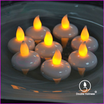 electric flameless led floating tea light candle