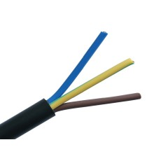 factory price 3 cores electric wire and power cable