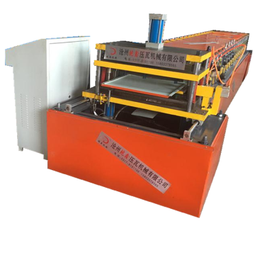 Color Steel Plate Roll Forming Machine For Sales