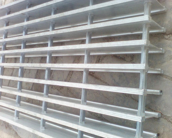I-type Steel Grating