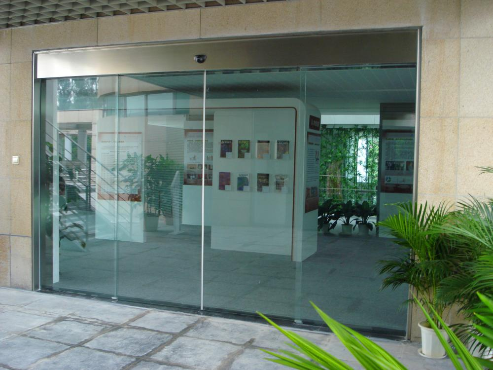 Residential Glass Automatic Sliding Doors Price China