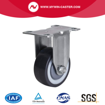 Medium 3 Inch 130Kg Rigid TPU Caster