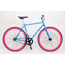 Free Color 700C Fixed Gear Bike