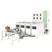 Good User Reputation for Quilt Folding Machine, Smart Duvet Filling Machine, Quilt Filling Machine, Pillow Filling Machine, Automatic Bedding Making Machinery Leading China Factory Auto Backcushion Filling Machine supply to Malaysia Factories