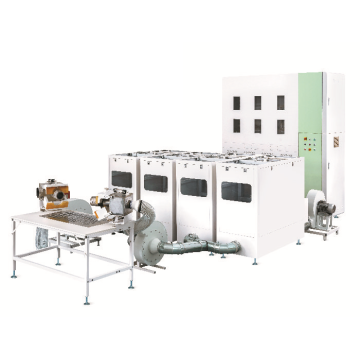 China Supplier for Smart Duvet Filling Machine Auto Backcushion Filling Machine export to Trinidad and Tobago Factories