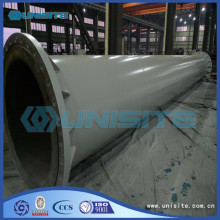 OEM manufacturer custom for Flanges Steel Pipe Welded straight pipes exhaust export to Azerbaijan Factory