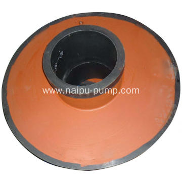 8/6F AH slurry pump throat bush