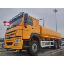 Sinotruk howo Water Transport Trucks 18-25CBM