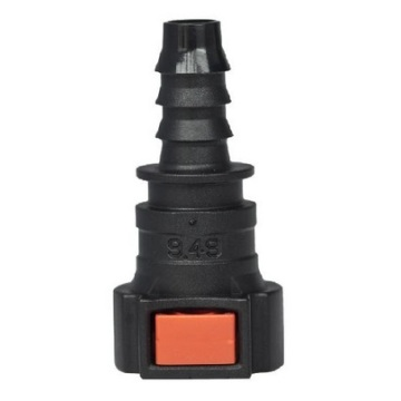 Urea SCR System Quick Connector 9.49 (3/8) - ID8 - 0° SAE