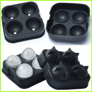 Easy Use Silicone Custom Ice Cube Mold