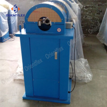 ODM for Hydraulic Hose Skiver Guaranteed quality manual skiving machine HT-65F export to Spain Factory