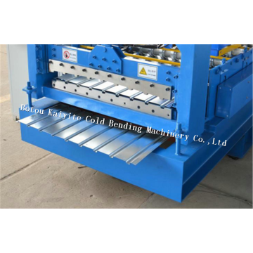 Trapezoidal Wall And Roof Panel Forming Machine