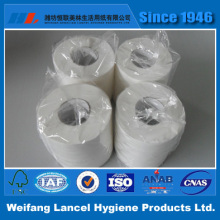 Free sample for Toilet Roll Tissue Standard Size Embossed Toilet Paper Roll export to Angola Factory