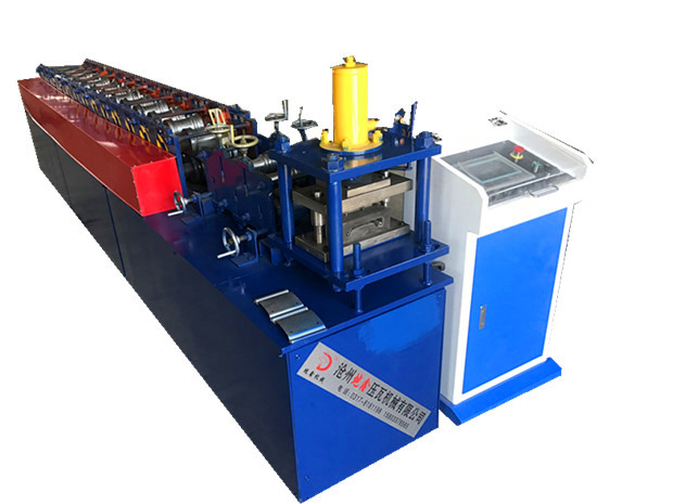 DIXIN 2018  roll shutter door forming machine