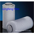 Hydrophobic PVDF Filter Cartridge Filtration ofWater