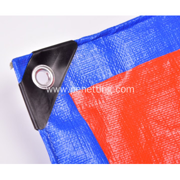 waterproof PE tarpaulin roll for truck cover