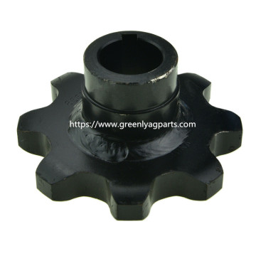 H91334 John Deere 8 tooth Elevator Chain Sprocket