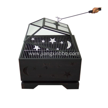 26 in. Deep Bowl Steel Fire Pit